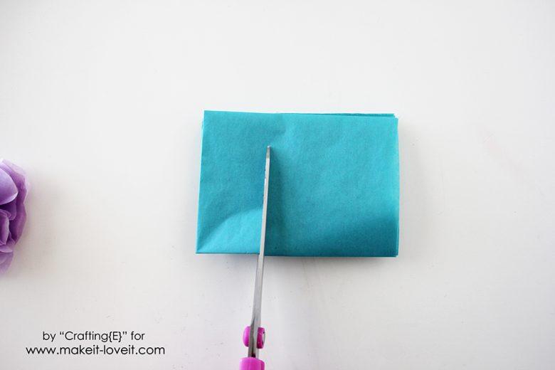 tissue paper flower letters (2)