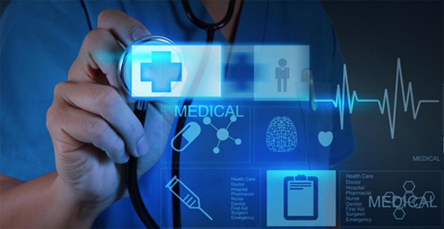 Image result for healthcare industry and information technology