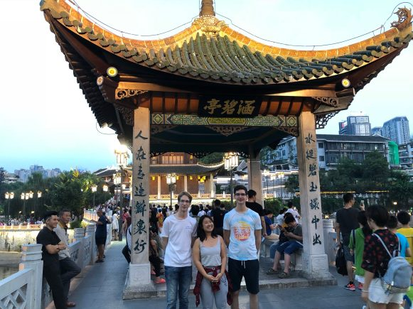 FIRST Luxembourg in China