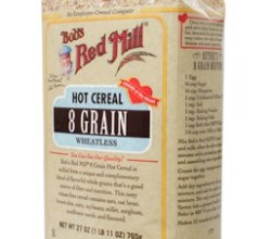"""8-Grain Hot Cereal,"" from Bob's Mill, via Make It Like a Man! Eight Grain Cereal"