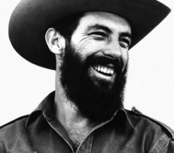 """Camilo Cienfuegos,"" from Fuck Yeah History Crushes, via Make It Like a Man! Cafe Coworking IV"
