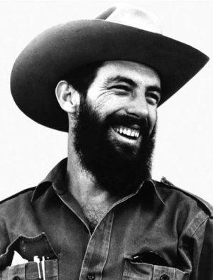 """Camilo Cienfuegos,"" from Fuck Yeah History Crushes, via Make It Like a Man! Hello World"