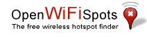 """""""Open WiFi Spots,"""" from Open WiFi Spots, via Make It Like a Man! Free Wi-Fi in Uptown"""