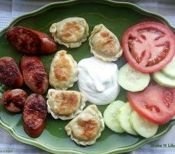 """Pierogi,"" from Make It Like a Man!"