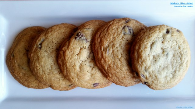 """""""Nestle DelightFulls/Ghirardelli Chip Cookies,"""" from Make It Like a Man!"""