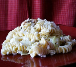 """Noodles & Cabbage,"" from Make It Like a Manski!"