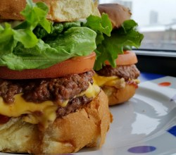 """Allegro Burgers, Five Guys Style,"" from Make It Like a Man!"