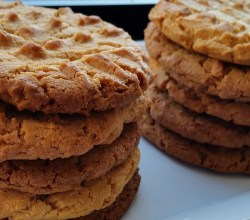 """Peanut Butter Cookies,"" from Make It Like a Man!"