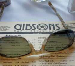"""Gibson's,"" from Make It Like a Man!"