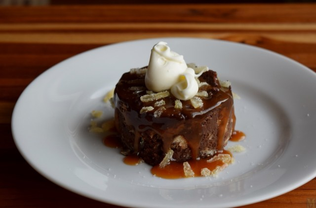 """Chocolate Bread Pudding,"" from Make It Like a Man!"