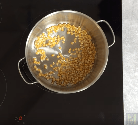 """Popcorn on the Stovetop,"" from Make It Like a Man!"