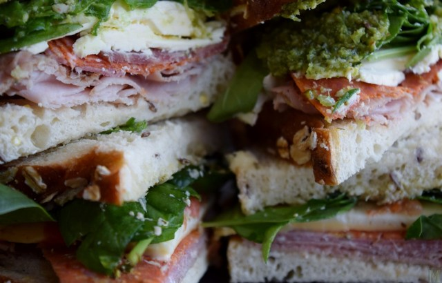 """Born Again Sandwiches,"" from Make It Like a Man!"