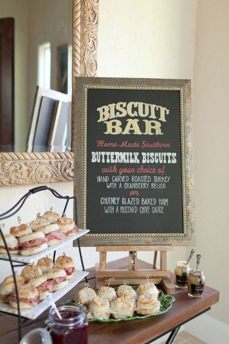 Biscuit Bar Assortment