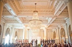 Bridal party in The Jefferson Hotel Venues