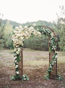 Wedding Planner archway