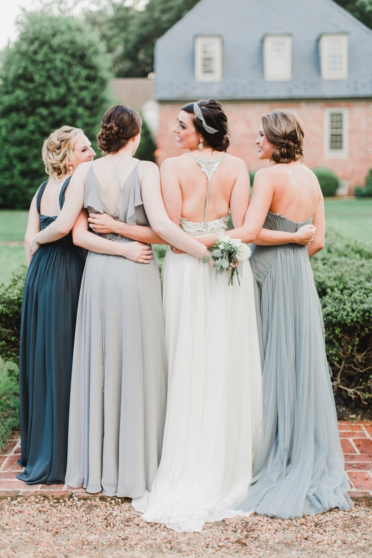 Managing Your Wedding Party