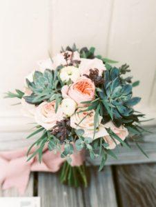 Wedding Brain Floral Boquet