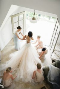 Packing List Bridesmaids get ready
