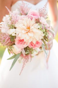 Wedding Planner Floral Bouquet