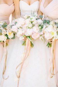 Florist for weddings bouquet