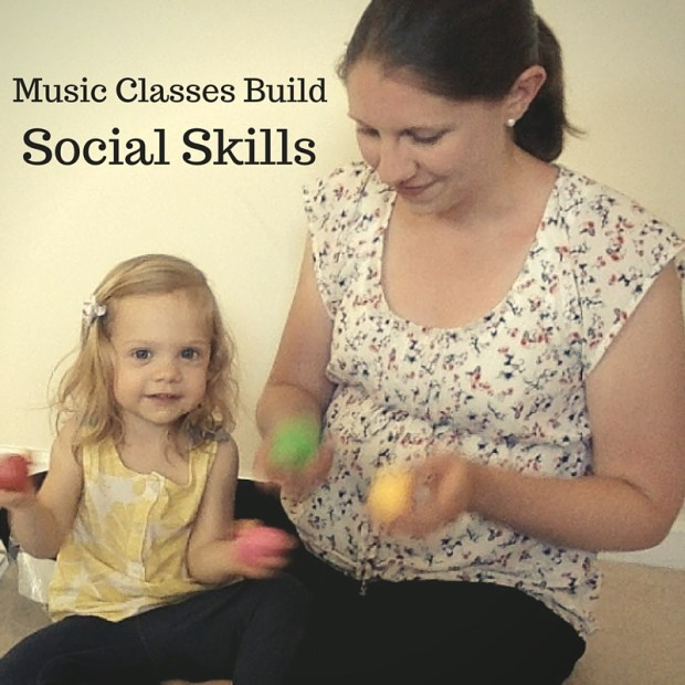Joyful Melodies Music Classes