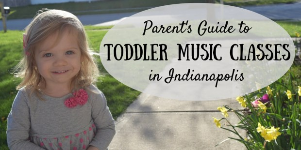 Parent's Guide to Toddler Music Classes in Indianapolis