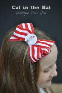 Cat in the Hat Boutique Hair Bow- Please Help!