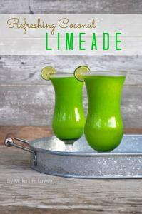 Coconut Limeade Recipe