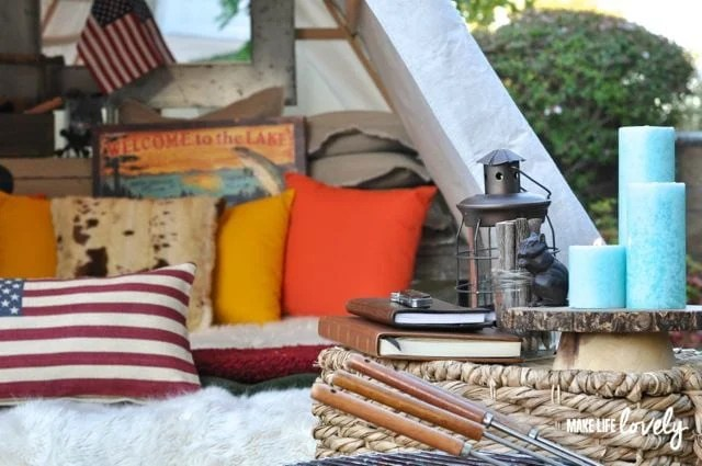 Things to Take Glamping