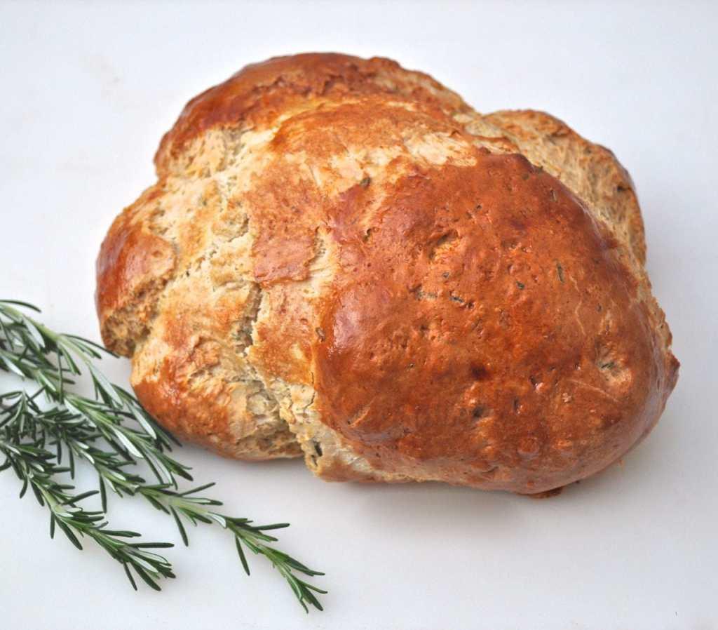 Rosemary Irish Soda Bread