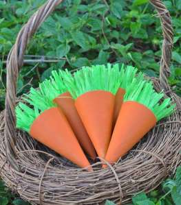 Spring Carrot Decoration