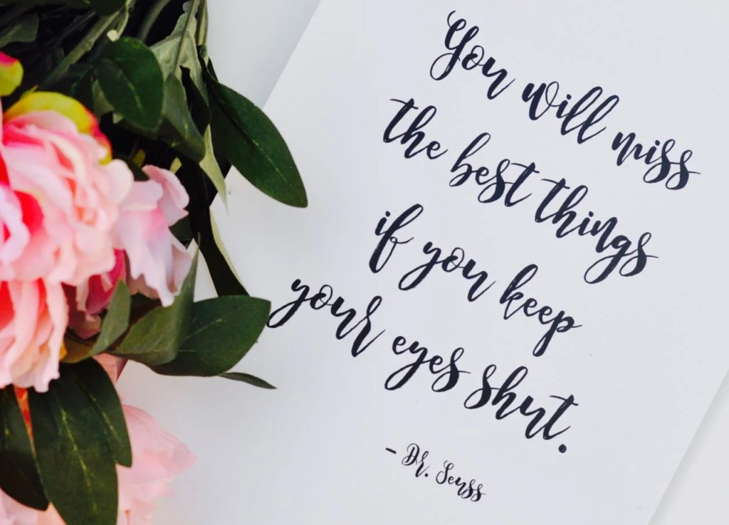 Printable quotes by Dr. Seuss