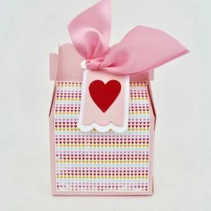 Valentine Candy Box Craft