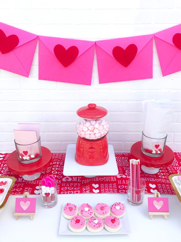 Valentine's Day Card Making Party | Make Life Lovely