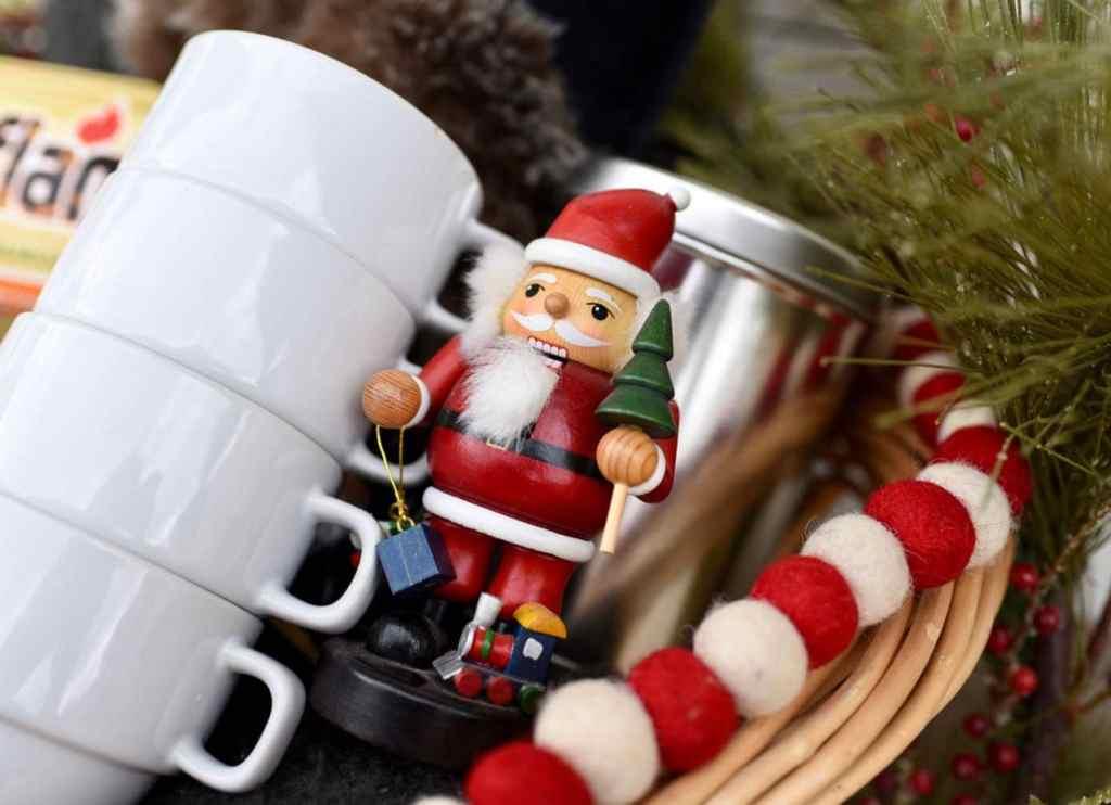 Winter gift basket idea