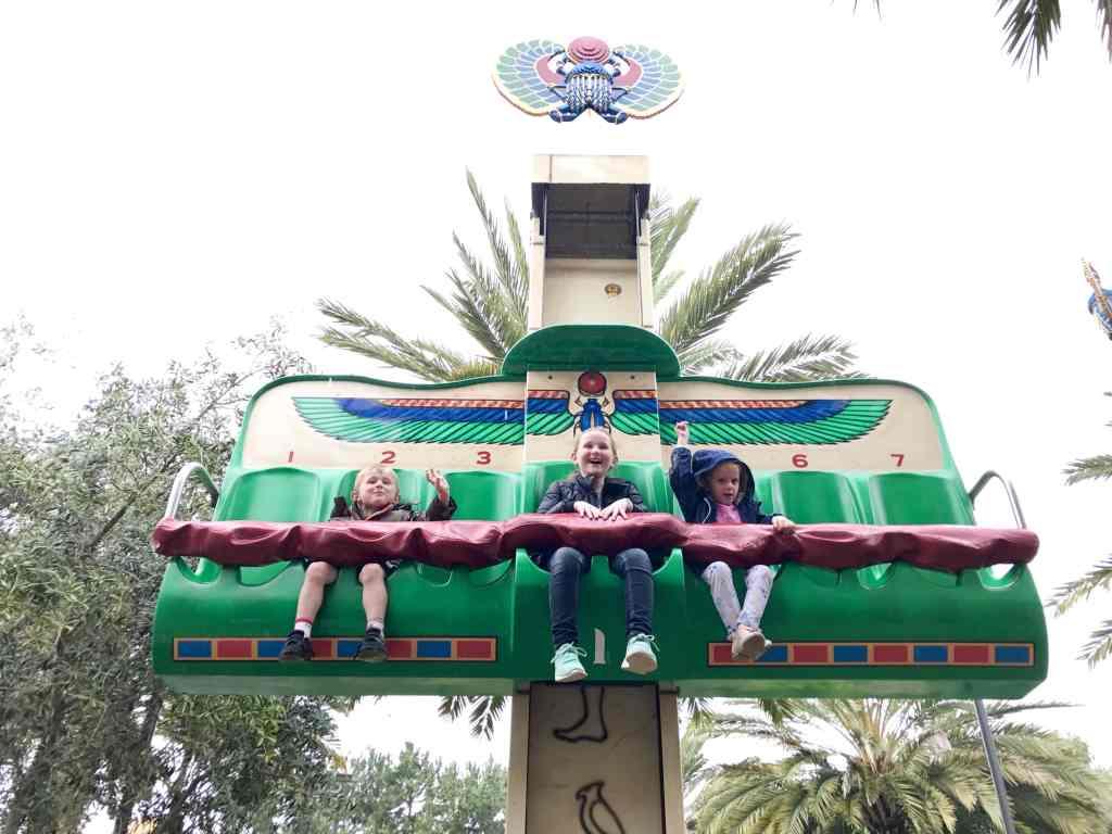 Legoland California ride