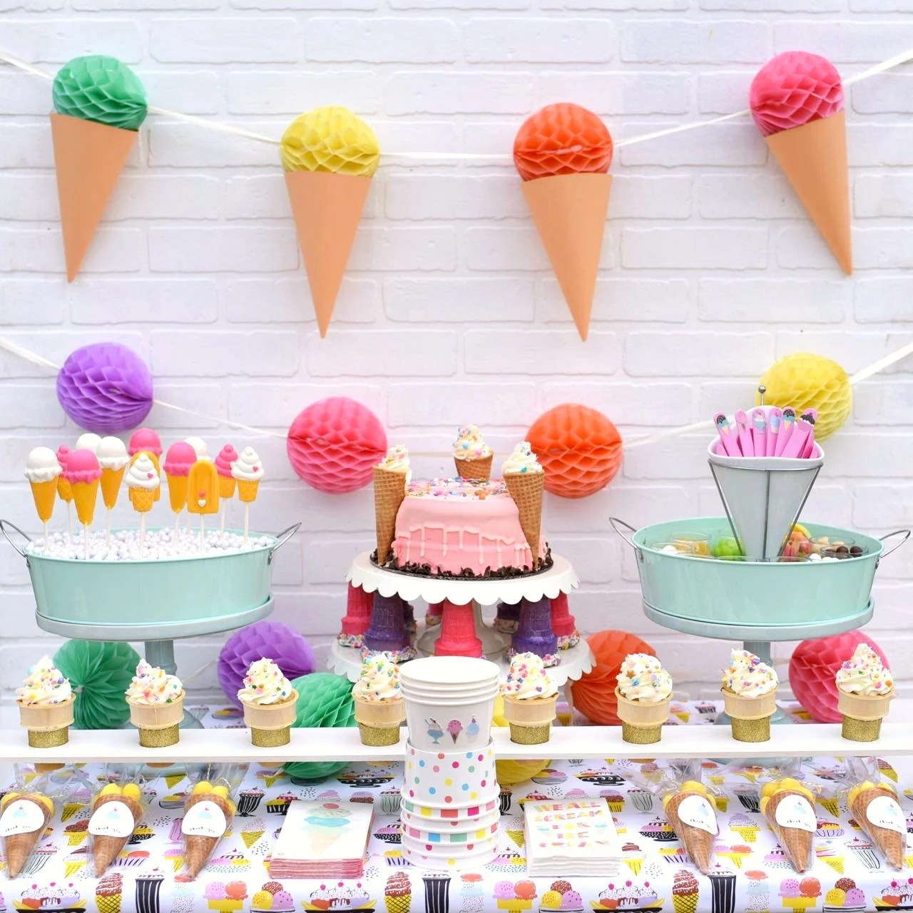 Ice Cream Party For Tweens Cricut Explore Air Giveaway