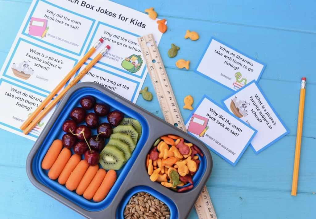 Free printable lunch box jokes for kids