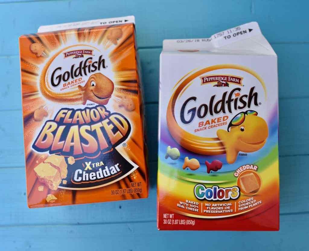 Goldfish at Walmart