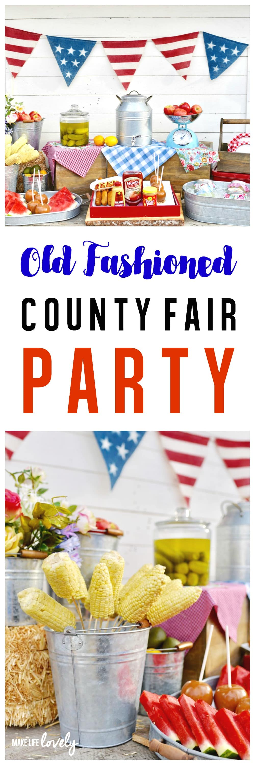 County Fair Days | Fair day, County fair, Fashion