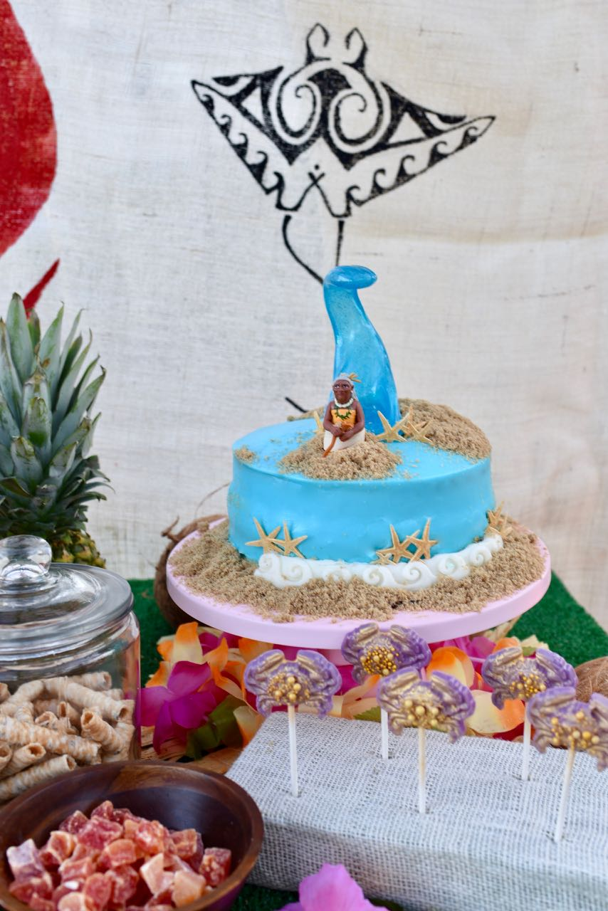 Moana Birthday Party with Incredible Details Make Life Lovely