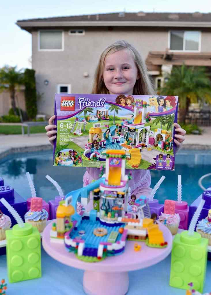 LEGO Friends Party Poolside to Celebrate the End of Summer - Make ...