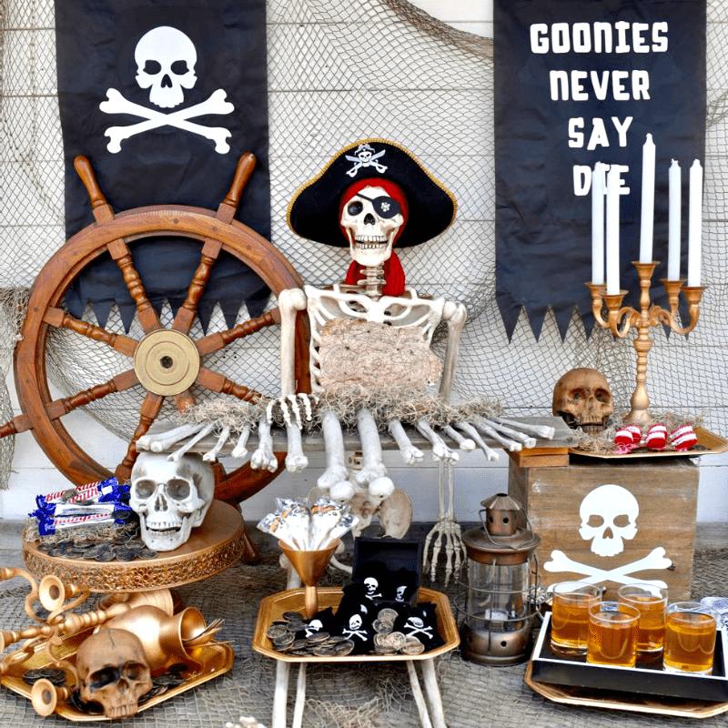 Goonies Halloween Party