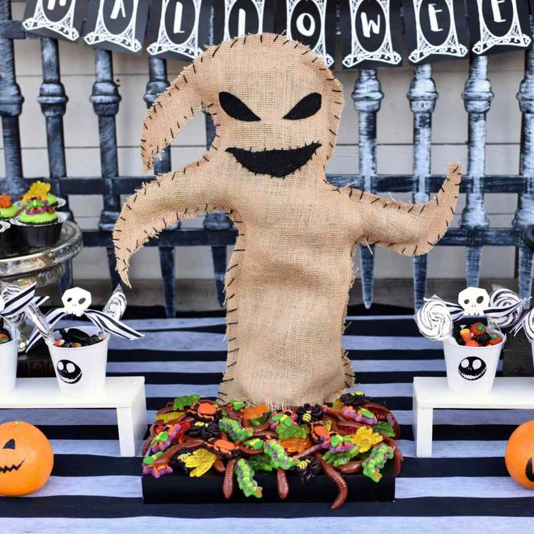 Nightmare Before Christmas Birthday Party Decorations: Nightmare Before Christmas Birthday Party Decorations