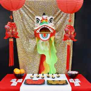 How to Plan a Gorgeous Chinese New Year Party