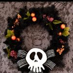 Nightmare Before Christmas Wreath Diy To Make For Halloween