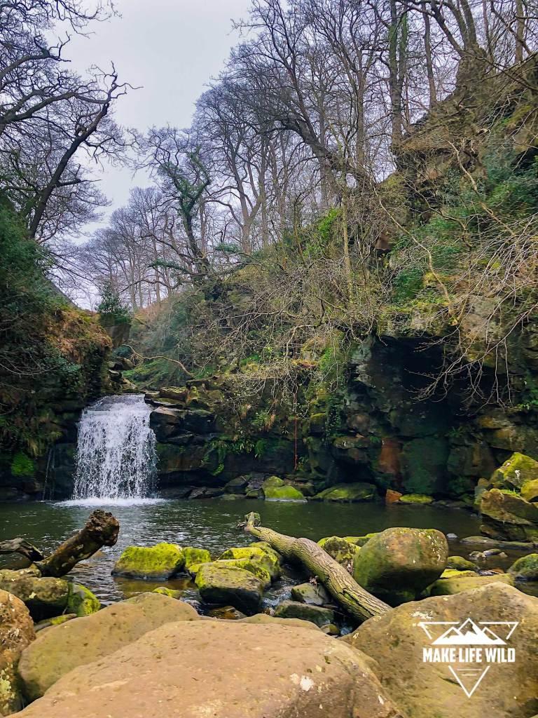 Thomason Foss Waterfall