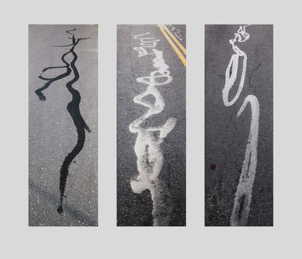 Street Tar Drawings