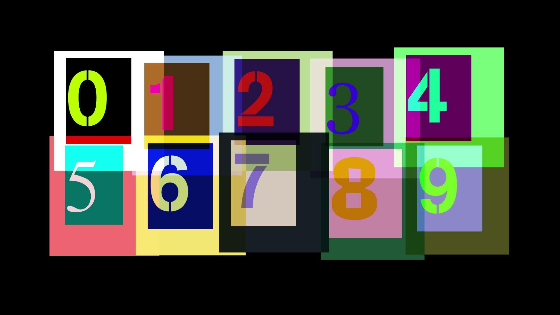 Math Numbers