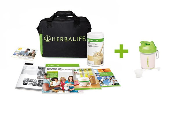 home-based herbalife business